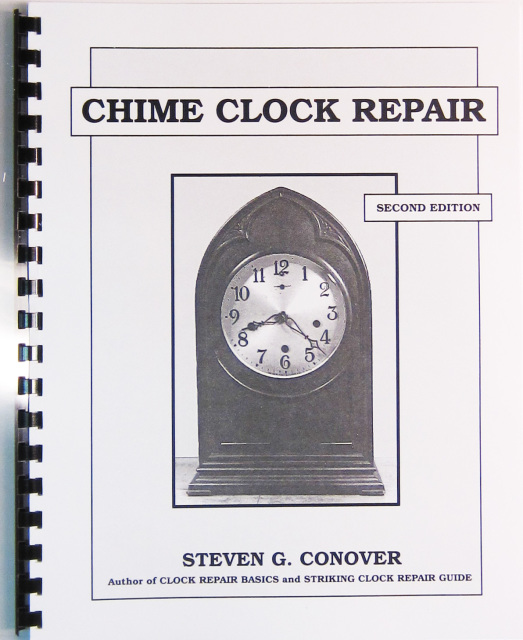 Your source for clock repair books